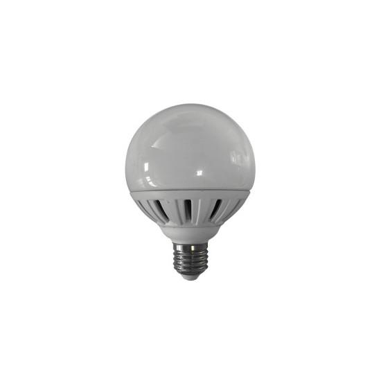 lampade a led wireless nuovi trend : Lampada lampadina Globo Led Alcapower G95 230Vac 18W Bianco Caldo E27 ...