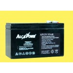 Rechargeable battery size Hermetic 12V 10Ah - (mm) 151x65x94 (h) 204036