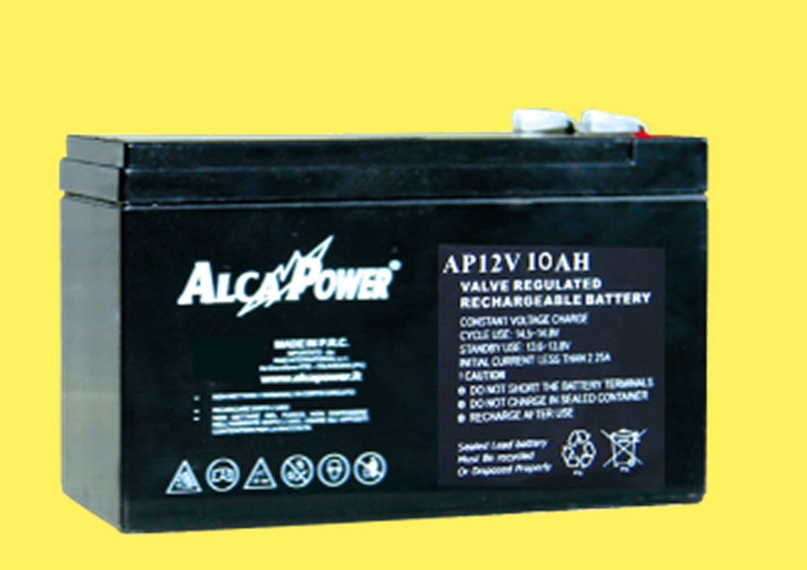 Mini Plafoniera Led 12v : Pila batteria ricaricabile ermetica v ah mm h
