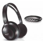 Hi-Fi Auriculares inalámbricos PHILIPS SHC 1300 infrarrojos mayor comodidad para TV y PC