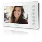Video monitor additional Avidsen 9 ringtones for 112,244 outdoor units