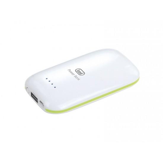 Power Bank Portable Emergency Charger 4400mAh Trevi PWB 44 White 0PB044