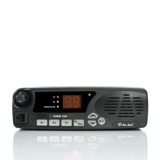 Radio VHF Profesional vehicular vehicular MIDLAND G997