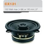 Speakers speaker 150 watts into 4 ohms max diameter 130mm CIARE CX131