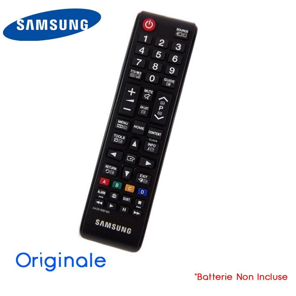 Telecomando originale samsung aa59 00818b x tutti le tv for Telecomando smart tv