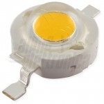 Power LED 3W 700mA - Warm White LL2003 / 1WW Alpha Electronics
