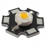 Led di potenza 1W 350mA - Bianco caldo LL2011/1WW Alpha Elettronica