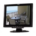 "Monitor LCD 12 ""for video surveillance"
