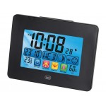 Alarm Clock with Display Touchscreen Trevi SLD 3200 T Black