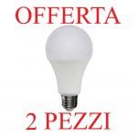 Lampada lampadina Classica Led 16W 1500Lm Bianco Natural E27 929933