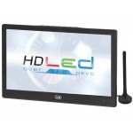 TV LED 10.1 'Laptop with Integrated Digital DVB-T2 HEVC Trevi LTV 2010 HE