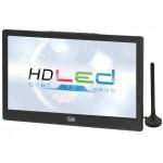 "TV LED de 10,1 ""portátil con Integrated Digital DVB-T2 HEVC Trevi LTV2010HE"