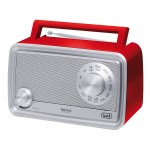 PORTABLE RADIO REVIVAL Trevi RA 770 V RED