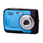 12 megapixel TREVI DC 2316 WP underwater camera with inflatable mattress