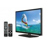Tv Led PALCO22 LED07 T2S2 HEVC - Telesystem 28000115