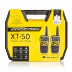 Transceptores par de transceptores PMR 446 - Midland XT50 Aventura - C1178.01