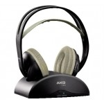 Cuffia wireless a radiofrequenza AKG K912E
