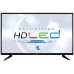TV 32 'LED HEVC SATELLITE DVB-S2 TREVI LTV 3205 SAT NOIR