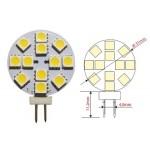 DISC LED LAMP Ø 31 mm - Base G4 - 1.9W - LARGE POWER RANGE - SICE 5942620