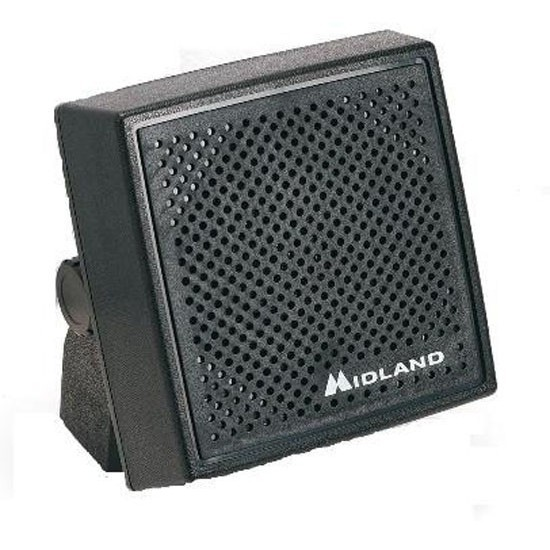 External speaker for Midland 70-2355T C733 for two-way radios