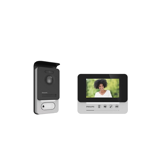 WelcomeEye Compact Philips DES9300VDP video door phone (531004)