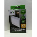 ANTI BLACK-OUT LAMP 12 LED - IP20 (installation on support 503) - GBC 38800430