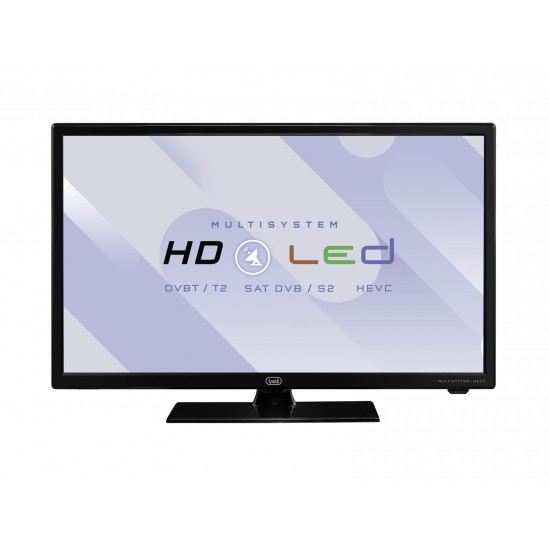 19 'HD LED TV WITH DVBT-T2 RECEIVER AND DVBS-S2 TREVI LTV 1903 SAT
