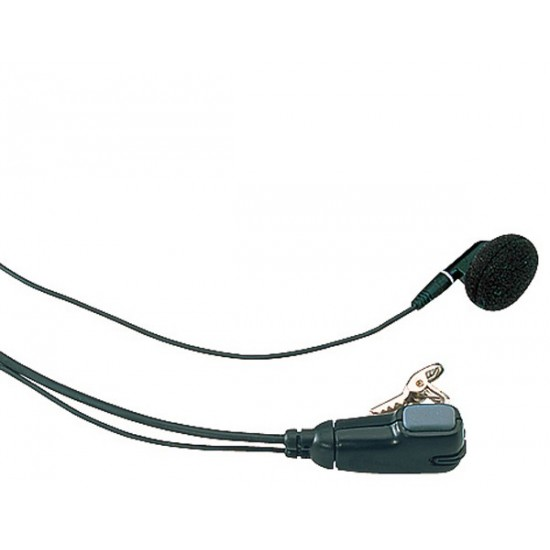 Microphone speaks and listens to Midland with connector L-1 pin and socket MA 28-G5 C559.01