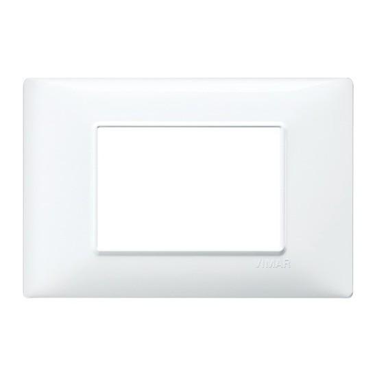 Placca 3M bianco - VIMAR 14653.01