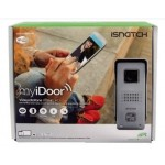 IP WI-FI VIDEO DOOR PHONE WITH INTERNET ONE CLICK - GBC 67840040