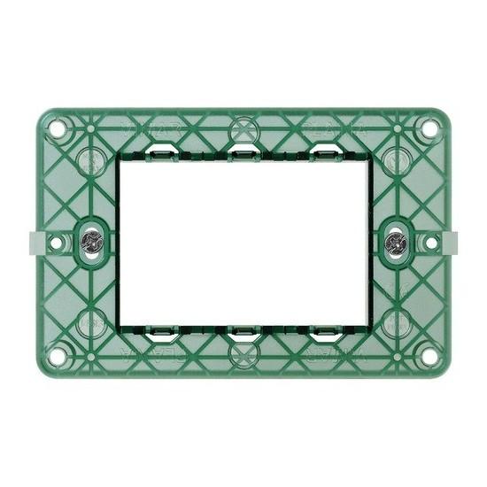 Support 3M + screws - VIMAR 1 piece 14613-1