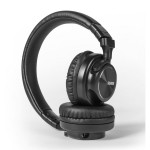 Open Pavilion Headphones, Black, cable length 1.20 m - NEDIS SWHP200B