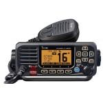 FIXED VHF ICOM IC-M330E BLACK (MARINE TRANSCEIVER)