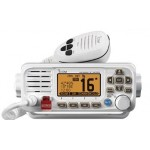 FIXED VHF ICOM IC-M330GE WHITE WITH INTEGRATED GPS (MARINE TRANSCEIVER)
