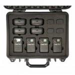 POLMAR Cube Multipack (Valigia contenente 4 PMR446 modello Cube e relativi accessori) - POLMAR PM001030