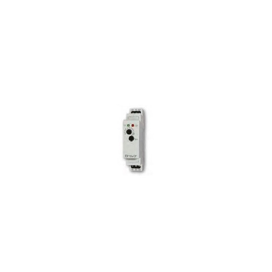 Automatic staircase light switch for electrical panels DIN - BRAVO 93003220