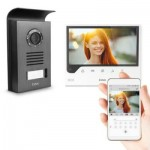 EXTEL Connect 7 'video door phone - EXTEL 720308