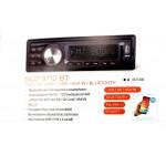 Radio de coche con bluetooth con 3 entradas USB / SD / AUX Reproductor de MP3 desde tarjeta USB / SD - Trevi SCD 5712 BT