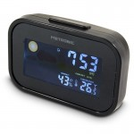 Travel alarm clock - METRONIC 477032