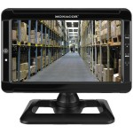 LCD monitor, for surveillance systems and multimedia applications Monacor TVLCD-720COL