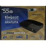 TIVUSAT SATELLITE DECODER - DIPROGRESS DPS102TV