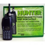 POLMAR HUNTER VHF 5WATT CTCSS AND DTMF TRANSCEIVER