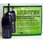 TRANSCEPTOR POLMAR HUNTER VHF 5WATT CTCSS Y DTMF