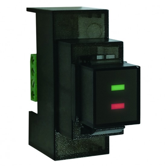 LF proximity reader with zone partialization on RS485 for PROTEC8GSM and TM800GSM - HILTRON DX200
