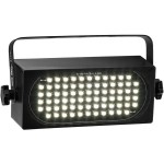 Strobe with 74 LEDs with control via music or automatically Monacor STROBE-10LED